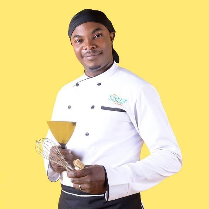 Chef Henry Wanyama